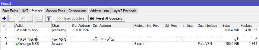 Configuring VPN on Mikrotik RouterOS - Part 1 - PureVPN
